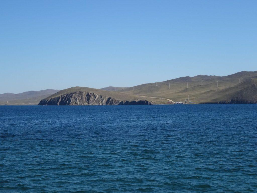 Der Baikalsee und die Insel Olkhon