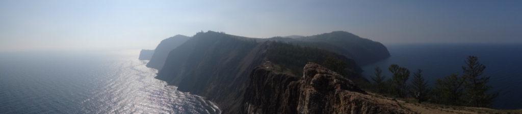 Panorama vom Cape Bhokoy
