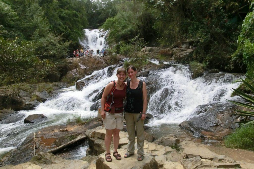 Datanla-Wasserfall