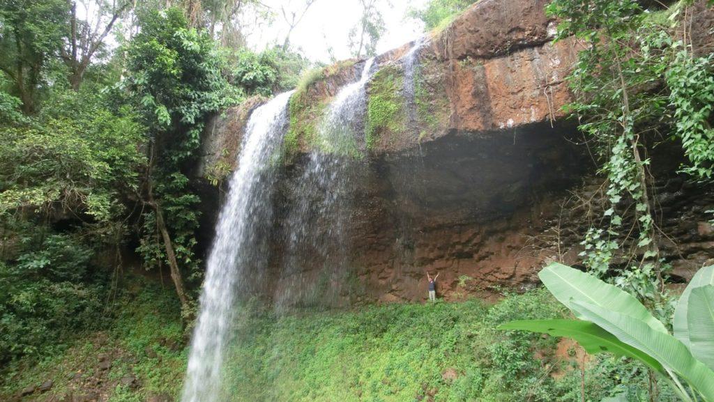 Cha Om Waterfall