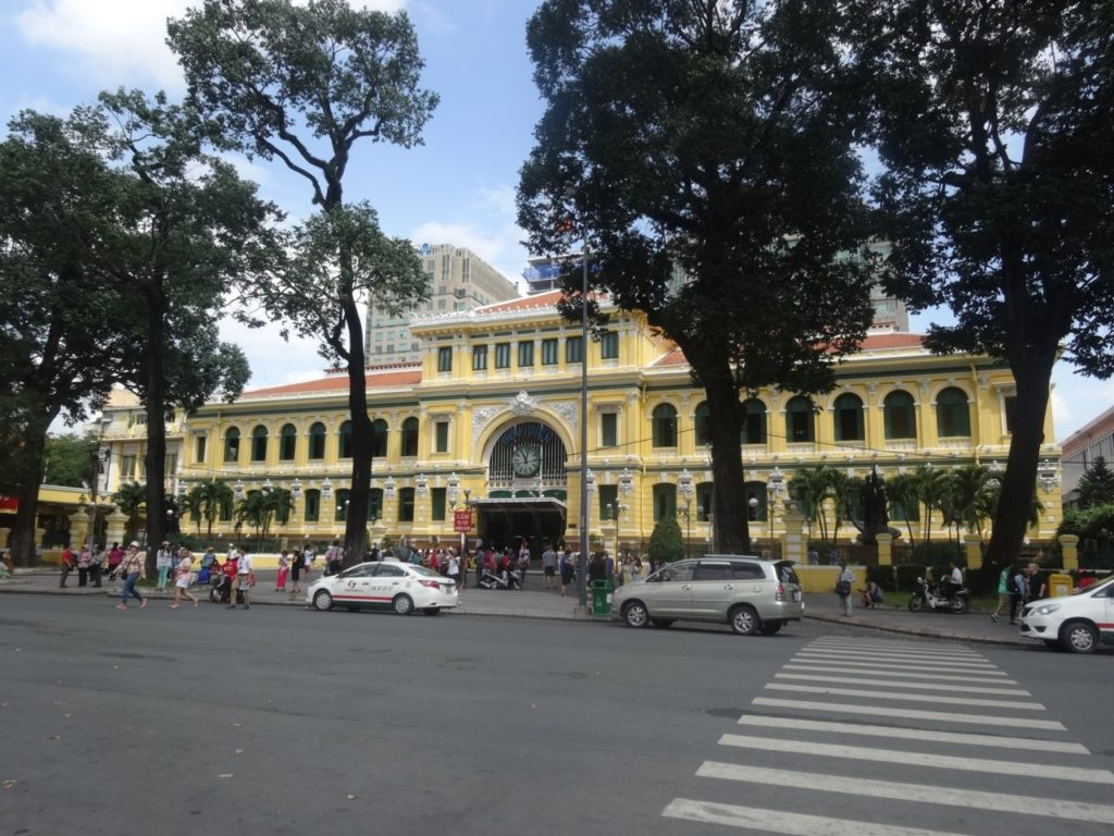 Hauptpost in Saigon