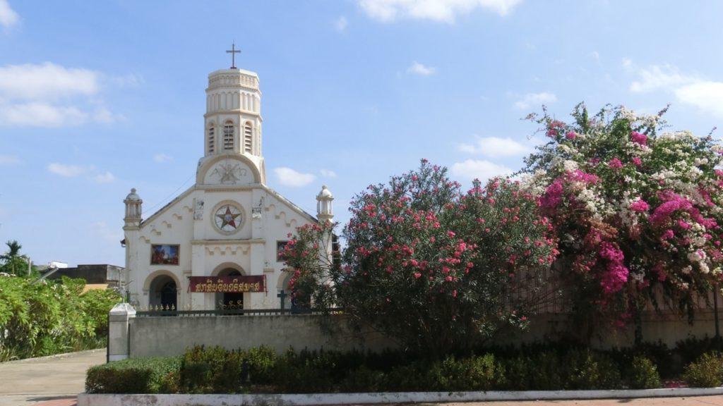 Alte französische Kirche